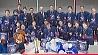 """""""Грифоны"""" взяли реванш у своих принципиальных соперников - команды """"Медведь"""" """"Грыфоны"""" ўзялі рэванш у сваіх прынцыповых сапернікаў - каманды """"Мядзведзь"""" President awards young ice hockey fans"""