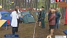 Четырнадцатый областной полевой лагерь юных спасателей проходит под Плещеницами Чатырнаццаты абласны палявы лагер юных ратавальнікаў праходзіць пад Плешчаніцамі