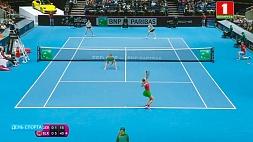 Лидия Морозова и Сюко Аояма покидают теннисный турнир в Майами Лідзія Марозава і Сюко Ааяма з Японіі пакідаюць тэнісны турнір у Маямі