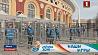 Безопасность на II Европейских играх будут обеспечивать тысячи правоохранителей со всей Беларуси Бяспеку на II Еўрапейскіх гульнях будуць гарантаваць тысячы праваахоўнікаў  з усёй Беларусі Thousands of law enforcement officers from all over Belarus to provide security at II European Games