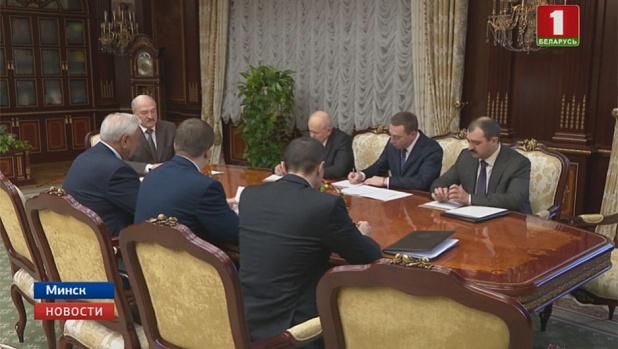 Вопросы развития национального рынка телекоммуникаций обсудили на совещании у Президента