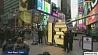 Таймс-Сквер завершает подготовку к Новому году Таймс-Сквер завяршае падрыхтоўку да Новага года
