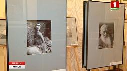 Экспозиция работ Петра Шумова - в Музее истории театральной и музыкальной культуры Экспазіцыя работ Пятра Шумава - у Музеі гісторыі тэатральнай і музычнай культуры