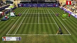 Виктория Азаренко сражается  за выход во второй круг теннисного турнира на Мальорке Вікторыя Азаранка  змагаецца  за выхад у другі круг тэніснага турніру на Мальёрцы