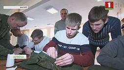 188-я гвардейская инженерная бригада предложила школьникам Могилева  окунуться в армейскую жизнь