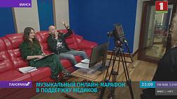 Музыкальный онлайн-марафон в поддержку медиков собрал более 50 000 рублей