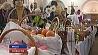 Белорусские католики   в последних приготовлениях к празднику  Воскресения Христова Беларускія каталікі   на парозе   свята  Уваскрэсення Хрыстовага