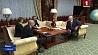 Президент Беларуси встретился с заместителем Генерального секретаря ООН Аляксандр Лукашэнка сустрэўся з намеснікам Генеральнага сакратара ААН President Alexander Lukashenko meets  UN Under-Secretary-General