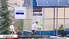 В Национальном аэропорту перенесли остановку общественного транспорта У Нацыянальным аэрапорце перанеслі прыпынак грамадскага транспарту