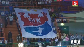 Лига гандбола (25.12.2018)