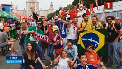 Более 3 миллионов туристов посетили Москву во время чемпионата мира по футболу