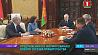 На совещании у Президента обсуждают предложения по формированию нового состава правительства