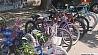В столице открыли велогараж  У сталіцы адкрылі велагараж