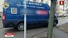 В Минске водитель сбил пешехода на тротуаре
