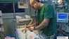 В РНПЦ детской хирургии прооперировали  мальчика на вторые сутки после рождения У РНПЦ прааперыравалі хлопчыка на другія суткі пасля нараджэння Surgery performed on boy on 2nd day after birth in Republican Centre of Children's Surgery