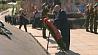 Главные торжества по традиции состоялись на площади Победы в Минске Галоўныя ўрачыстасці па традыцыі адбыліся на плошчы Перамогі ў Мінску Main festivities devoted to holiday held in Minsk on Victory Square