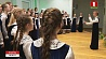 Большой концерт дали учащиеся хорового отделения гимназии-колледжа искусств имени Ахремчика  Вялікі канцэрт далі навучэнцы харавога аддзялення гімназіі-каледжа мастацтваў імя Ахрэмчыка