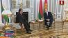 Во Дворце Независимости принимают президента Таджикистана У Палацы Незалежнасці прымаюць прэзідэнта Таджыкістана President of Tajikistan received in Palace of Independence