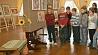 В Марьиной Горке подведены итоги областной арт-сессии юных художников У Мар'інай Горцы падведзены вынікі абласной арт-сесіі юных мастакоў
