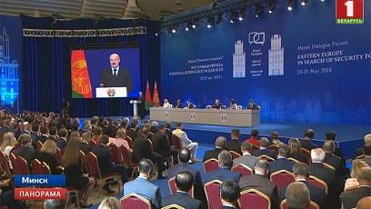 Международное сообщество оценило политику мира, за которую так настойчиво ратует Беларусь