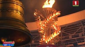 Продолжается подготовка церемонии закрытия II Европейских игр