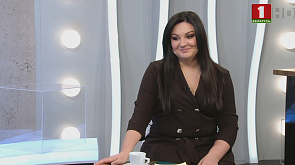 Солистка Большого театра Беларуси Анастасия Малашкевич