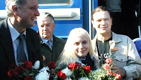 """Дуэт """"Александра и Константин"""""""