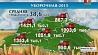 Белорусским аграриям осталось убрать 12% площадей