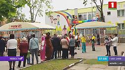 В Гомельском районе открылся новый детский сад У Гомельскім раёне адкрыўся новы дзіцячы сад