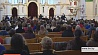 "В Полоцке прозвучали ""Страсти по Матфею"" Баха У Полацку прагучалі ""Страсці  па Матфею"" Баха Bach's  St. Matthew Passions performed in Polotsk"