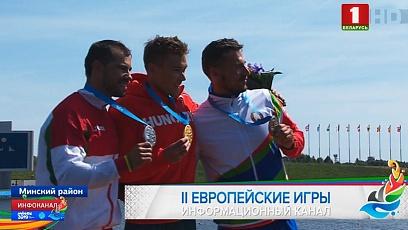 У Беларуси второе общекомандное место. 45 медалeй: 15 золотых, 11 серебряных и 19 бронзовых