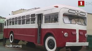 Редкие и уникальные экземпляры автобусов собраны в музее городского пассажирского транспорта