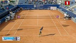 Вера Лапко проиграла  17-летней Иге Свентэк Вера Лапко прайграла  17-гадовай Іге Свёнтак Vera Lapko loses to 17-year-old tennis player from Poland Iga Swiatek