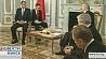 Глава государства провел переговоры с вице-президентом Эквадора Кіраўнік дзяржавы правёў перамовы з віцэ-прэзідэнтам Эквадора Alexander Lukashenko holds talks with Vice President of Ecuador Jorge Glas Espinel