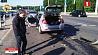 Аварии на улицах Минска Аварыі на вуліцах Мінска