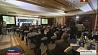 В Нью-Дели накануне прошел бизнес-форум с участием топ-менеджеров крупных компаний У Нью-Дэлі напярэдадні прайшоў бізнес-форум з удзелам топ-менеджараў буйных кампаній Business forum for top managers of major companies takes place in New Delhi