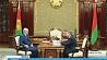 Рабочие встречи  Президента Рабочыя сустрэчы Прэзідэнта The President's working meetings