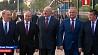 В Сочи лидеры пяти государств Евразийского экономического союза согласовывали дальнейшие планы  У Сочы лідары пяці дзяржаў  Еўразійскага эканамічнага саюза узгаднялі далейшыя планы