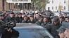 Митинг бойцов Нацгвардии в Киеве Мітынг байцоў Нацгвардыі ў Кіеве