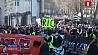 Всеобщая забастовка во Франции завершилась беспорядками Усеагульная забастоўка ў Францыі завяршылася беспарадкамі