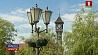 В центре Дубровно установили башню с часами У цэнтры Дуброўна ўсталявалі вежу з гадзіннікам