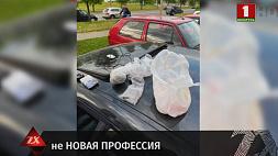 Правоохранители задержали 29-летнего минчанина, который делал закладки в столице и пригороде
