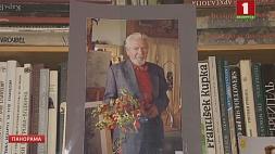 Народному художнику Беларуси Василию Шаранговичу - 80