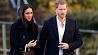 Власти Канады не будут оплачивать охрану принца Гарри и его супруги Меган Маркл