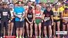 19 тысяч бегунов  накануне вышли на старт Минского полумарафона 19 тысяч бегуноў  напярэдадні выйшлі на старт Мінскага паўмарафона 19,000 runners participate in yesterday's Minsk Half Marathon