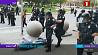 В Нью-Йорке за минувшие сутки в ходе манифестаций арестовали около 300 человек