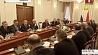 Вопросы двустороннего взаимодействия обсуждали сегодня в Совете министров