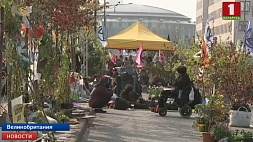 Экологические активисты намерены нарушить работу лондонского аэропорта Хитроу Экалагічныя актывісты маюць намер парушыць работу лонданскага аэрапорта Хітроў