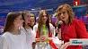 Первыми эмоциями Роксана Венгель поделилась с нашей съемочной группой  Першымі эмоцыямі пасля фінальнага шоу Раксана Венгель падзялілася з нашай здымачнай групай