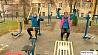 БелАЗ начал выпускать уличные тренажеры БелАЗ пачаў выпускаць вулічныя трэнажоры BelAZ starts production of outdoor fitness equipment